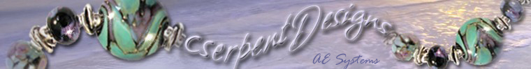 AE Systems cserpentDesigns Art Jewelry Banner