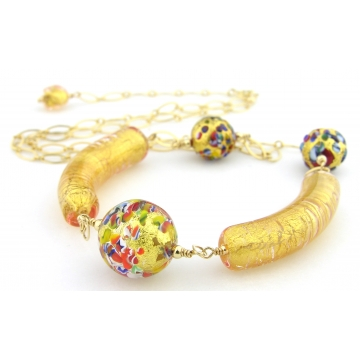 Gold Venetian Confetti