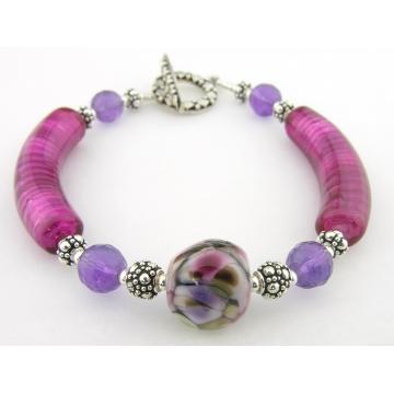 Venetian Pink Bracelet